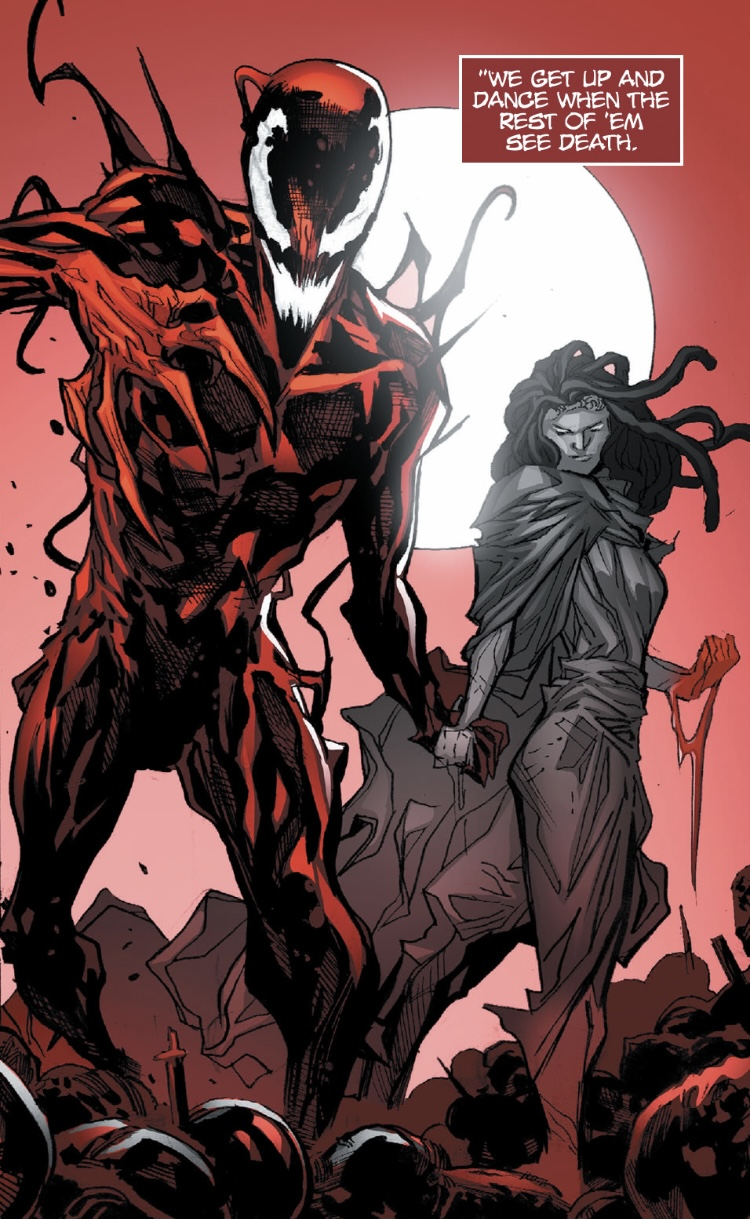Carnage Dance With Death