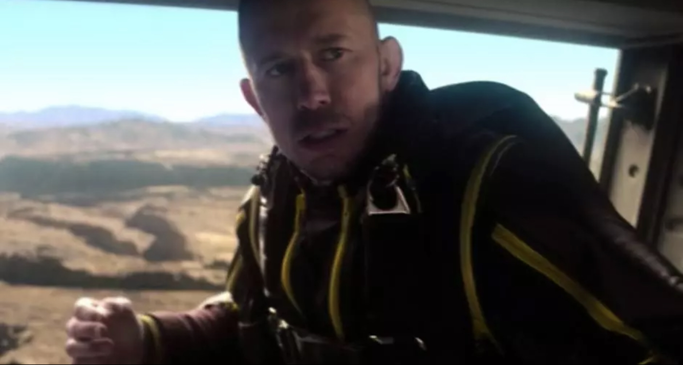 Georges St-Pierre in Falcon and Winter Soldier