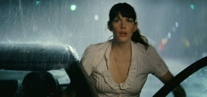 Liv Tyler in The Incredible Hulk Cover