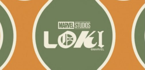 Marvel Studios Loki Merch Logo