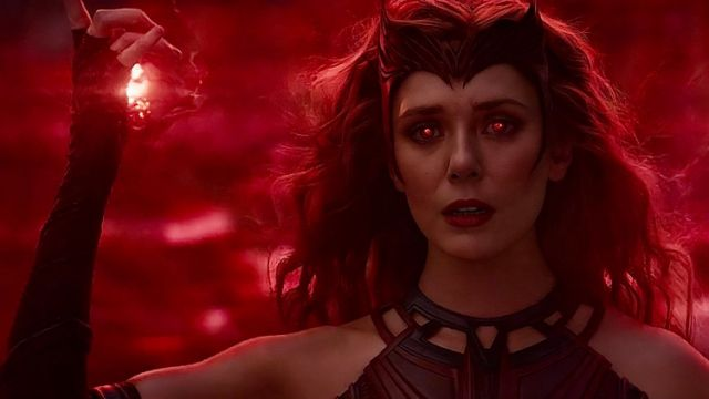 The Scarlet Witch WandaVision Series Finale