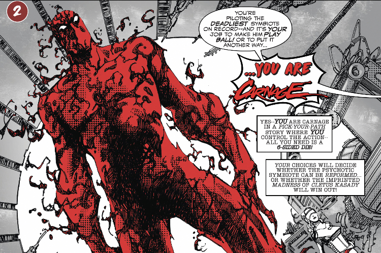 You Are Carnage