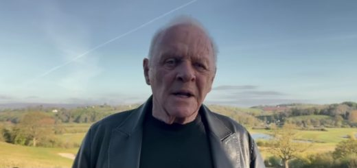Anthony Hopkins Tributes to Boseman Cover