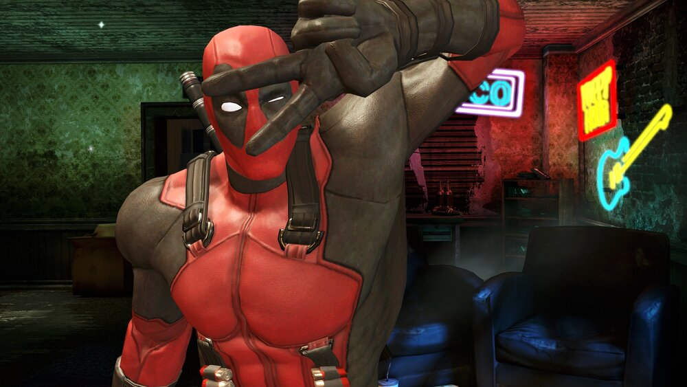 Deadpool Nolan North