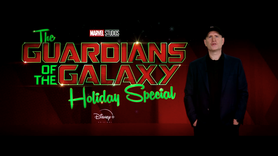 Disney Investor Day Announcement for Holiday Special