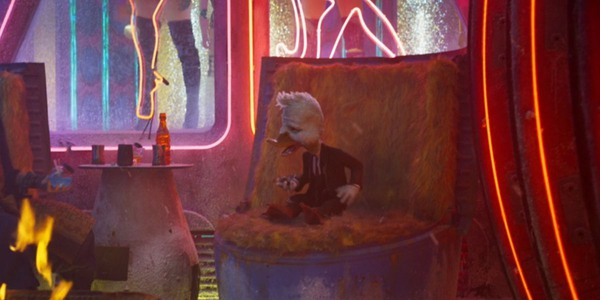 Howard the Duck Guardians of the Galaxy 2