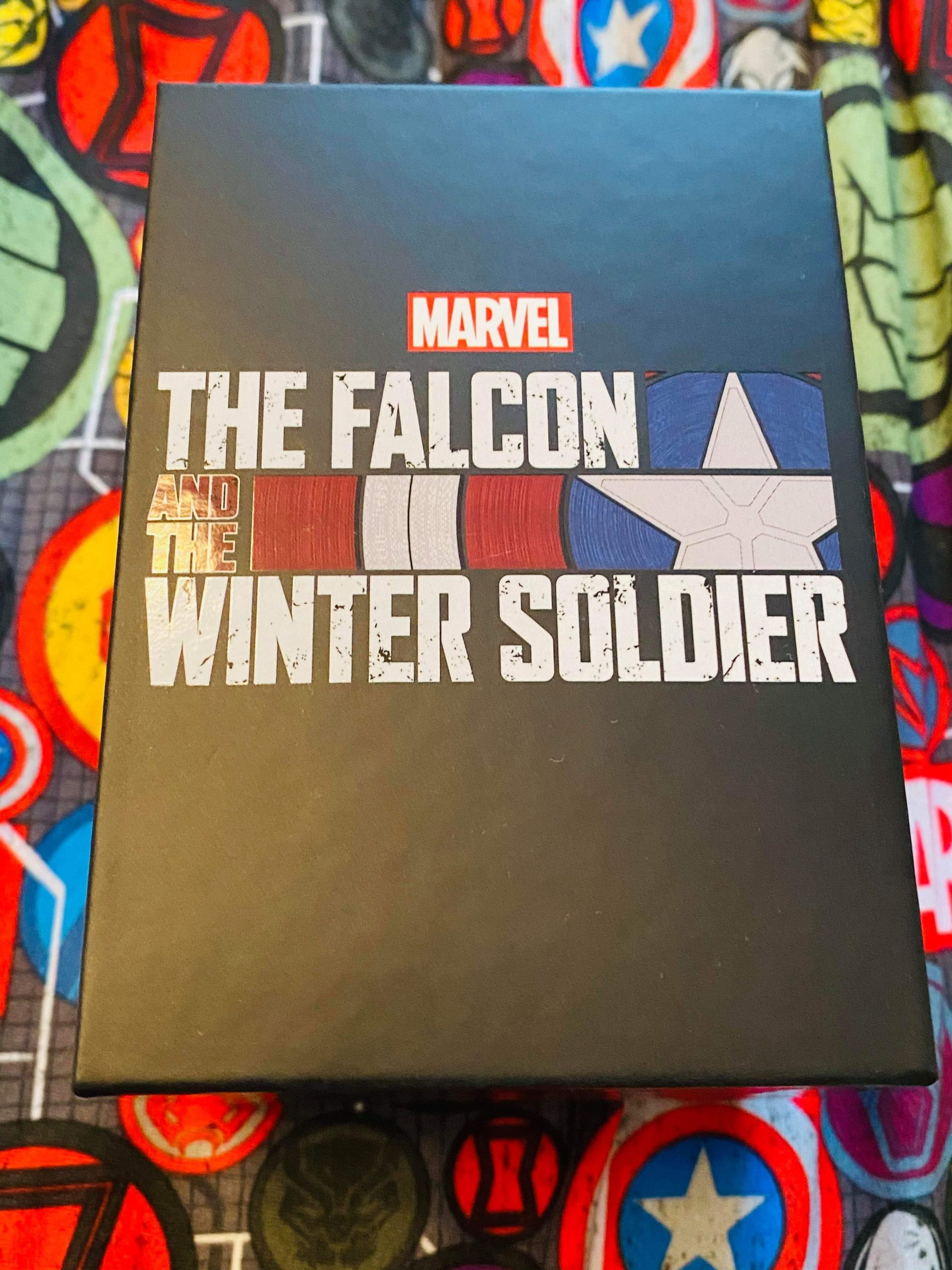 The Falcon and the Winter Soldier MagicBand