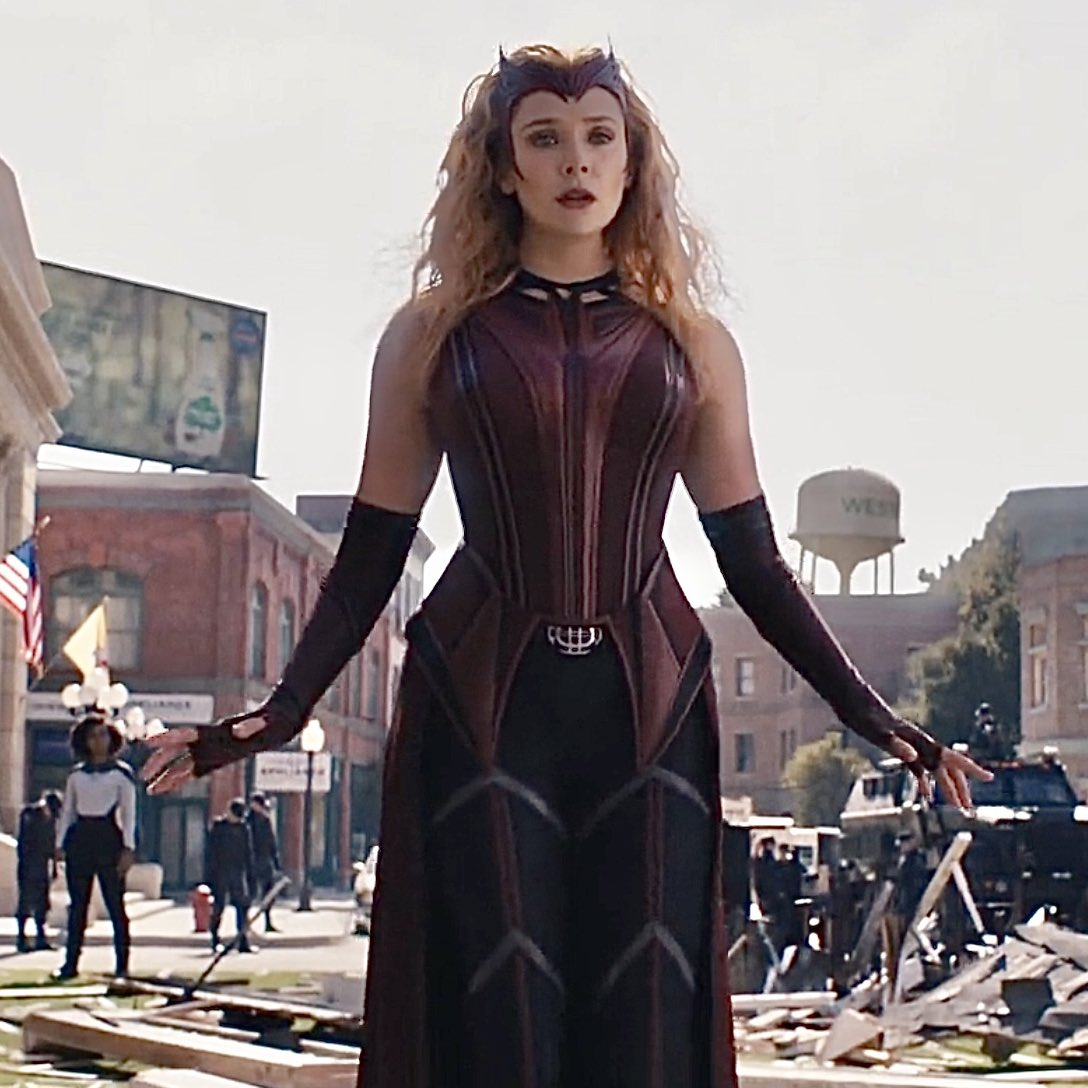 Scarlet Witch New threads