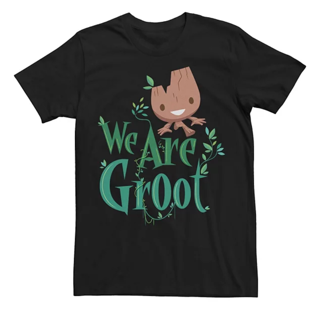 Baby Groot Earth Day 2021 T-shirt