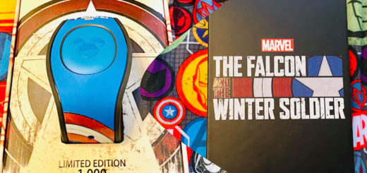 The Falcon and the Winter Soldier MagicBands