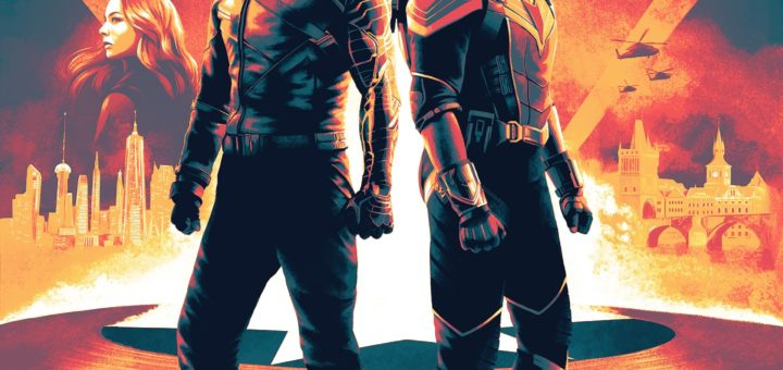 The Falcon and the Winter Soldier Poster 2
