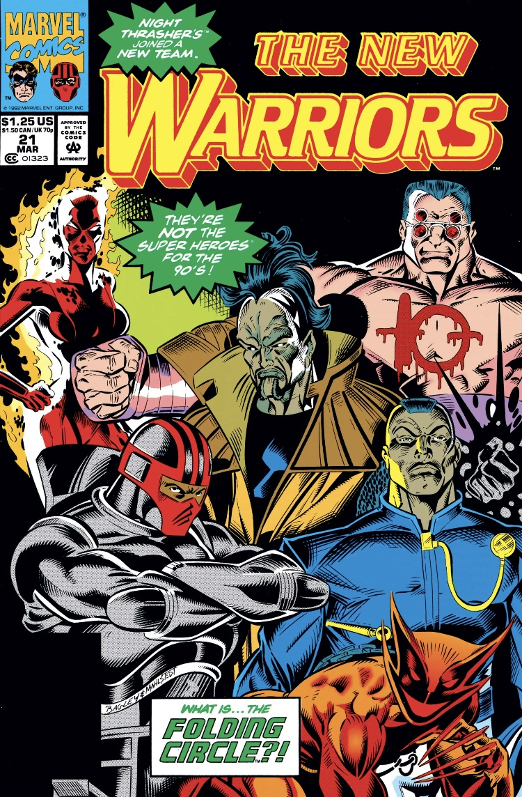 New Warriors 21