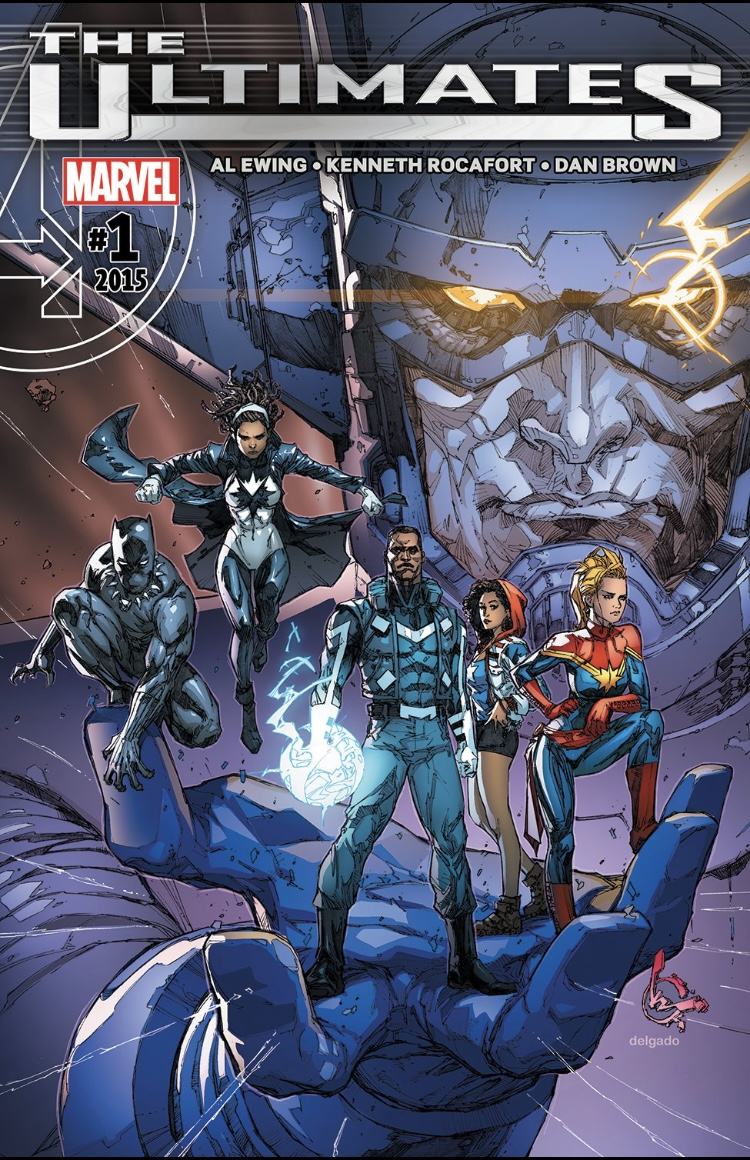The Ultimates #1 (2015)
