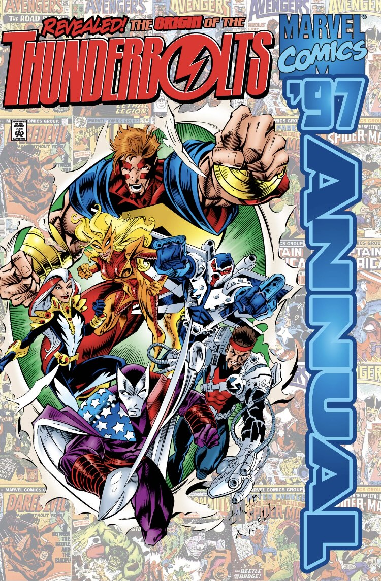 Thunderbolts Annual #1