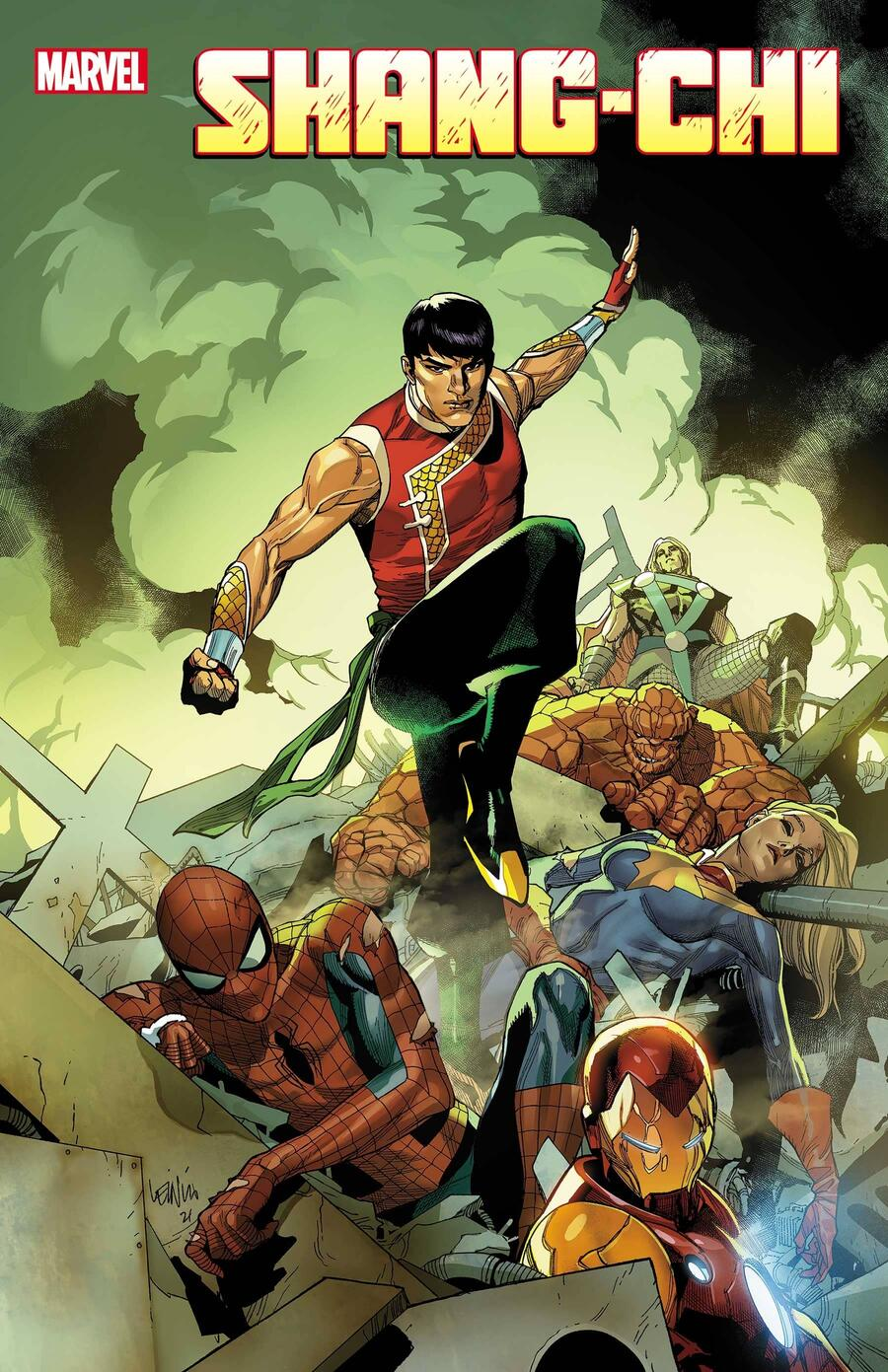 Shang-Chi vs the Marvel Universe