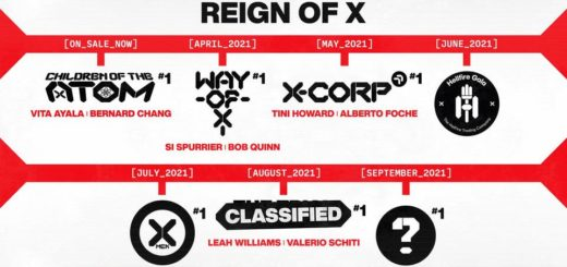 Reign of X
