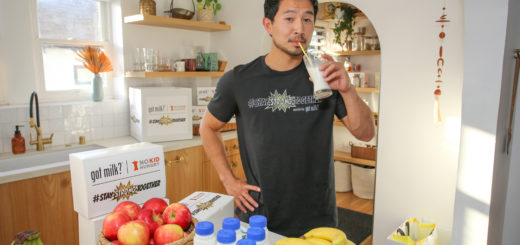 The Creators of 'got milk?' and Shang-Chi' Star Simu Liu Help Provide 1 Million Meals to California Kids Facing Hunger through #StayStrongTogether Initiative