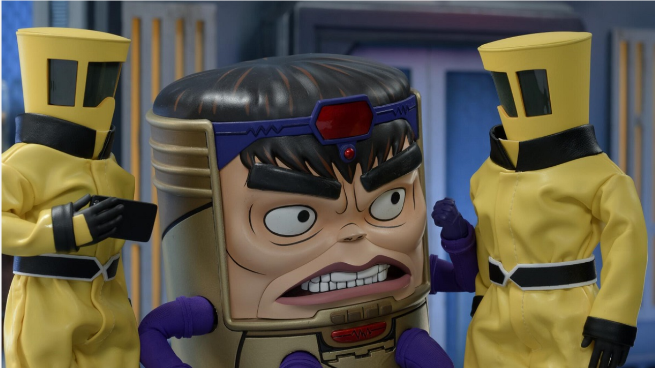 A.I.M. AND M.O.D.O.K.
