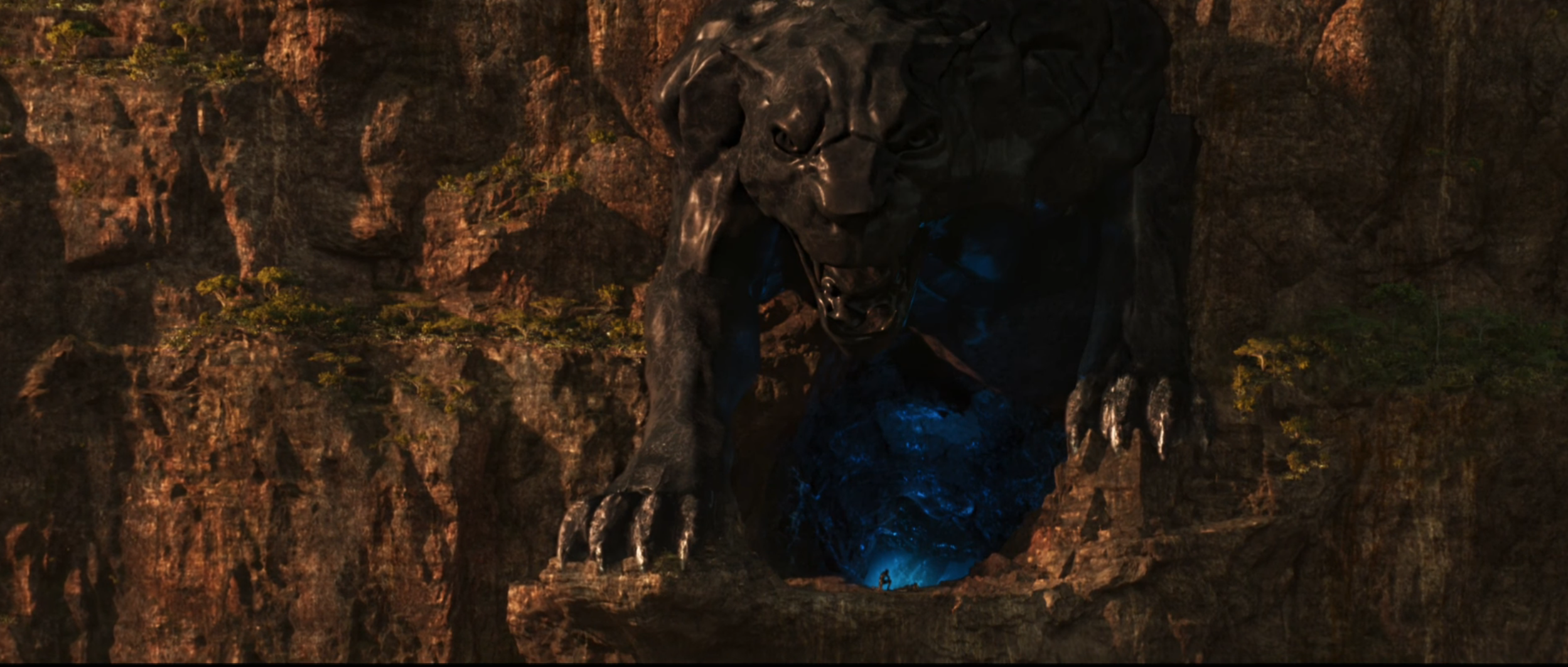 Black Panther Cave
