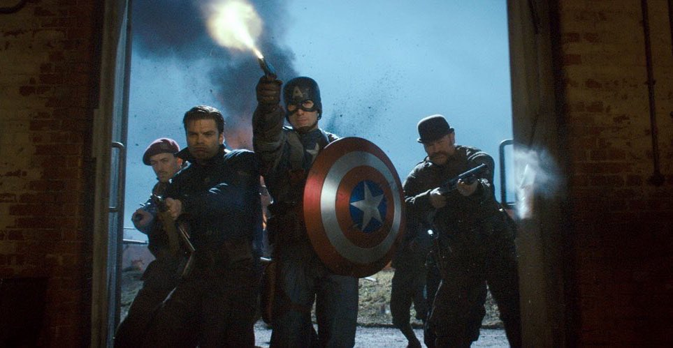 Captain America The First Avengers Ref