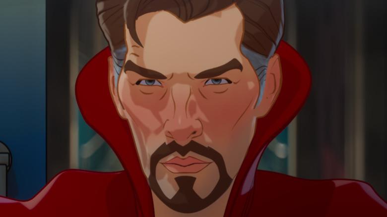 WHAT IF…? Doctor Strange