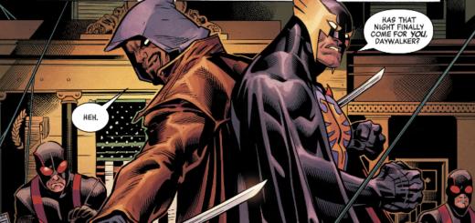 Heroes Reborn Blade Cover Photo