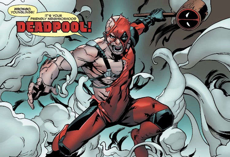 Harleypool in Young Squadron