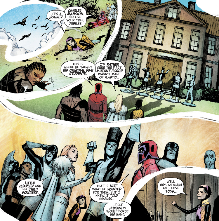 Magneto & the Mutant Force #1