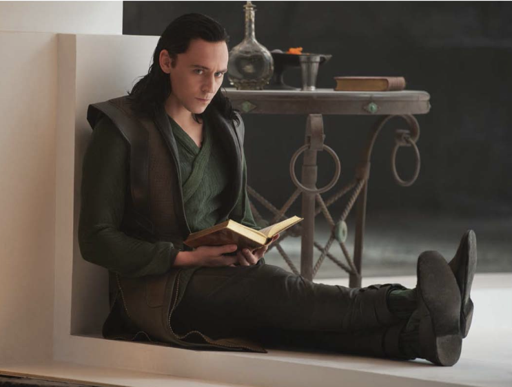 Loki in Jail