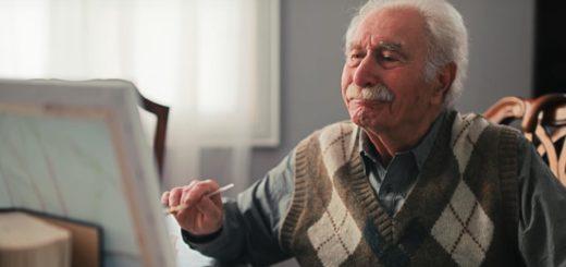 Paul Soles in My 90-Year-Old Roommate