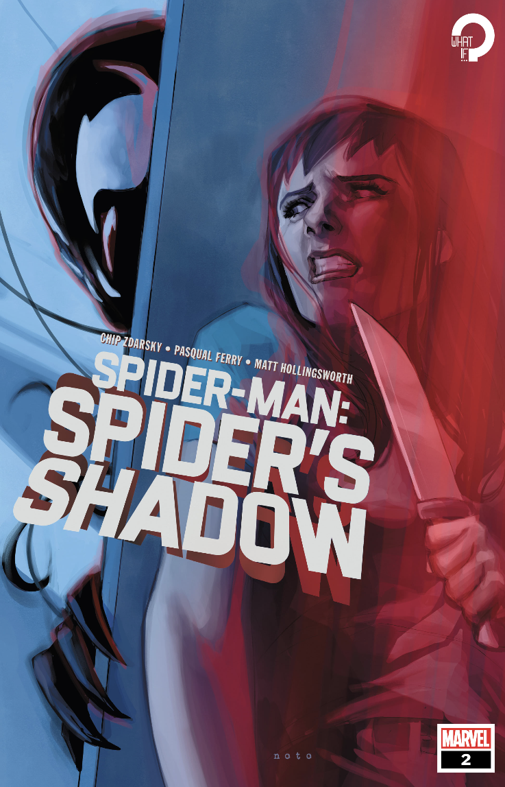 Spider-Man Spider's Shadow Cover