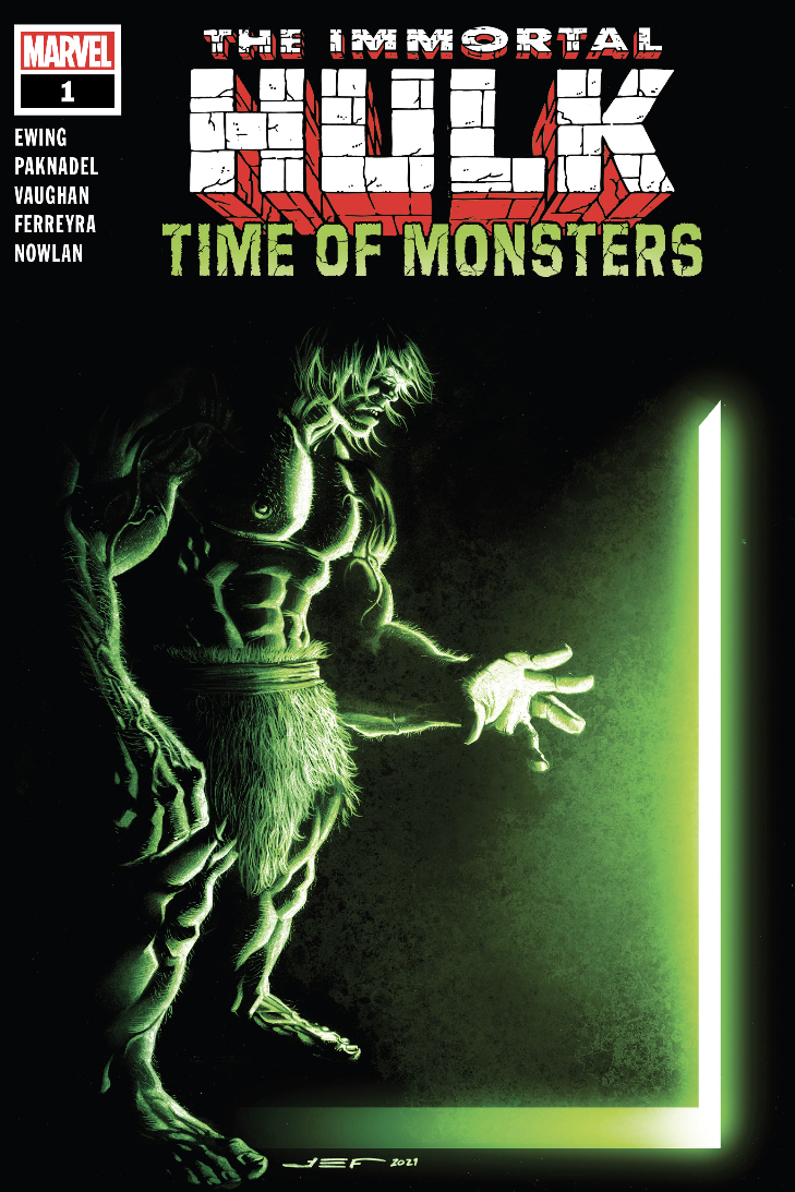The Immortal Hulk: Time of Monsters #1