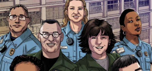 The Vitals: True EMS Stories #2 Cover