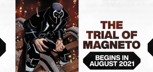 Trial of Magneto Cover Photo