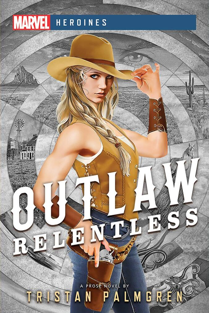 Outlaw: Relentless Cover