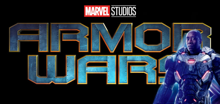 Armor Wars Cover Photo