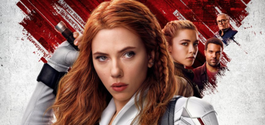Black Widow Poster Cover
