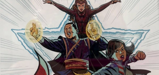 Doctor Strange in the Multiverse of Madness Cast Gift