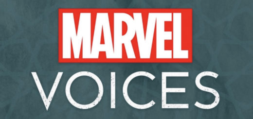 Marvel Voices cover