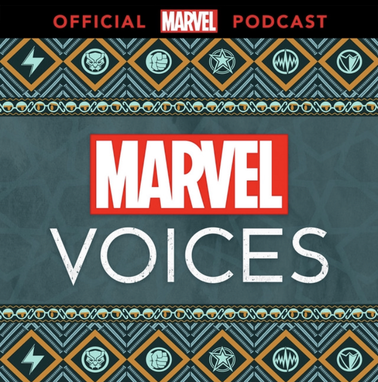 Marvel Voices podcast