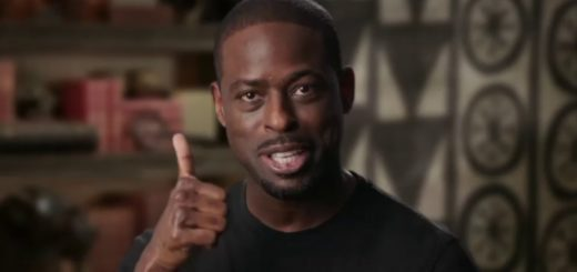 Sterling K. Brown Cover