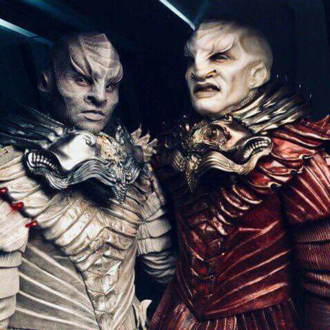 Voq and L'Rell