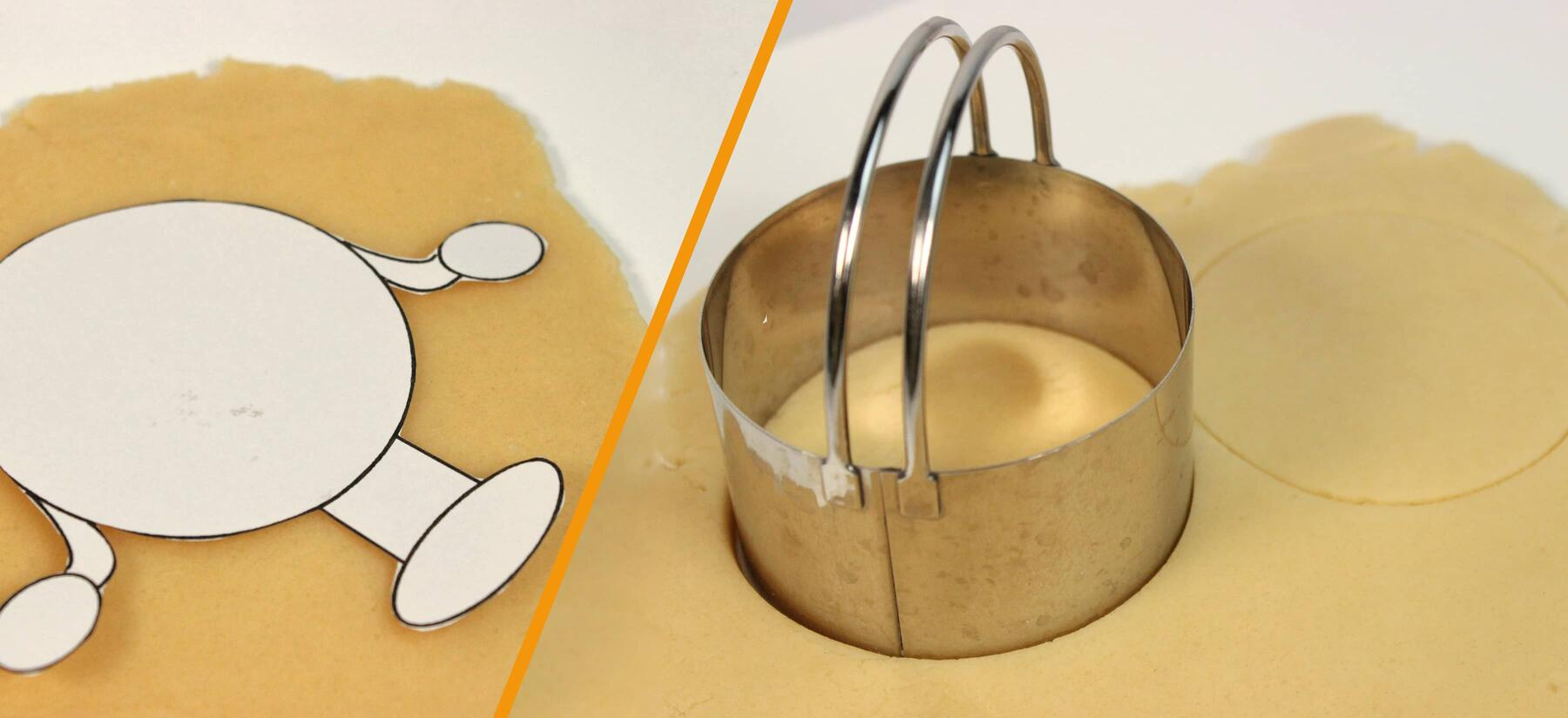 Miss MInutes Cookies cutter