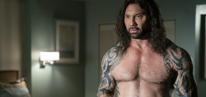 Dave Bautista in Room 104