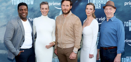 """Los Angeles Premiere Of Amazon's """"The Tomorrow War"""" - Arrivals"""