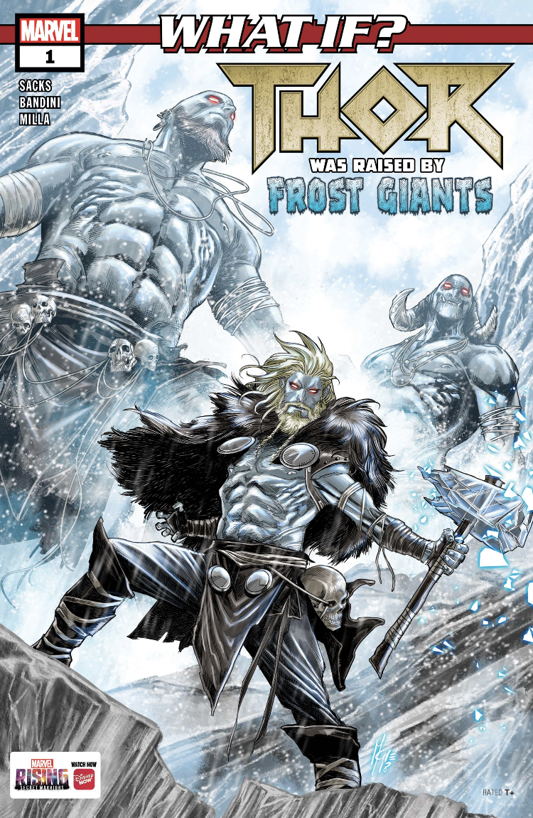 What If? Thor Was Raised by Frost Giants