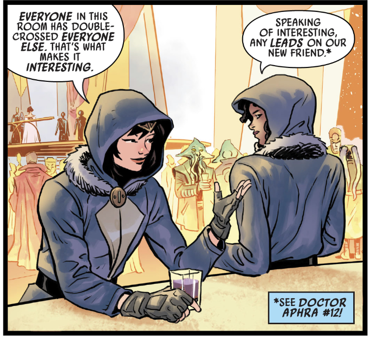 Doctor Aphra #12 reference