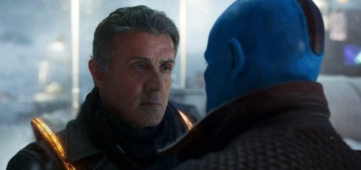 Sylvester Stallone in GotG