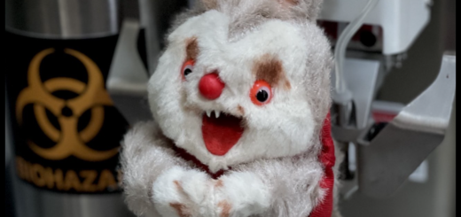 Ugly Bunny Cover