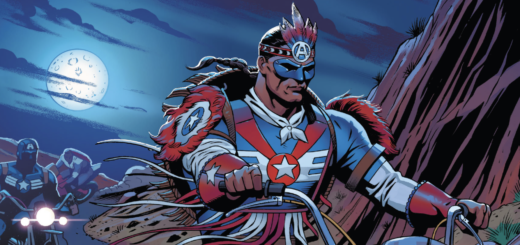 The United States of Captain America #3
